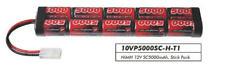 12v 5000mAh SubC NiMH  battery pack Vapextech