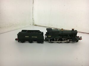 Kit Built 'Great Western' 43xx Green Loco '5306' - N Gauge - Unboxed