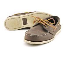 Tommy Hilfiger Bowman Leather Boat Shoes With Defects 1742 8.5