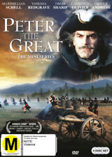 PETER THE GREAT : THE MINI SERIES (4DVD) (ALL REGIONS)