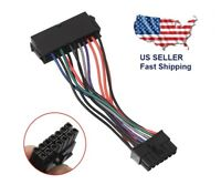 24 Pin to 14 Pin Convert PSU Main Power Supply ATX Adapter Cable for Lenovo IBM
