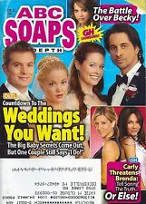 ABC Soaps In Depth Magazine - February 21, 2011 - One Life to Live, Chad Duell