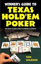 Winners Guide to Texas Holdem by Ken Warren