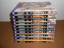 Enchanter vol. 1-10 by Izumi Kawachi Manga Graphic Novel Book lot in English