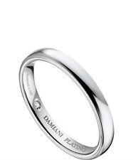 Anello Damiani fede nuziale platino bianco 20035857 ring platinum wedding ring