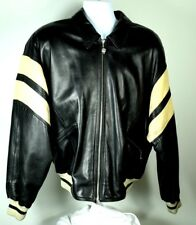 Vintage Marc Buchanan Pelle Pelle S 42 Special Edition Leather Jacket Fab C67