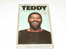 Joy by Teddy Pendergrass Love is the power last time Cassette tape RARE