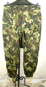 Romania Leaf PATTERN Camouflage M90 M1990 Camo Romanian Army TROUSERS PANT