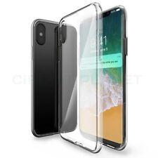 Per Nuovo iPhone X CUSTODIA TRASPARENTE CRYSTAL CLEAR CASE IN GEL TPU MORBIDA PELLE
