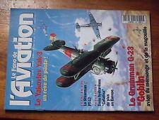 $$z Revue Le Fana de l'Aviation N°307 Yakovlev Yak-3  Sterman PT-17  Catalina