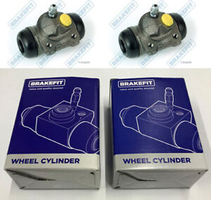 REAR BRAKE WHEEL CYLINDER PAIR For Smart City Fortwo Roadster