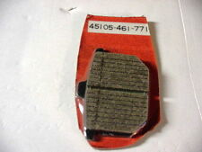 Honda OEM CB 900 GL 1100 Brake Pad 45105-461-771