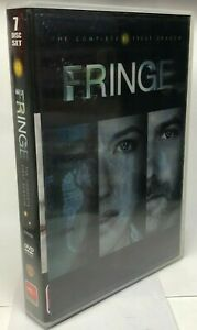 Fringe - Complete First Season - 7 DVD Box Set - AusPost with Tracking