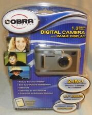 Cobra Digital DC1200 2 in 1 1.3 Megapixel Camera