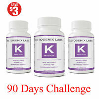 Weight Loss Keto Supplement - Best Keto Diet Pills to Burn Fat (Pack of 3)