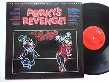 BO Film OST Porky's revenge ! JEFF BECK GEORGE HARRISON CARL PERKINS 70265