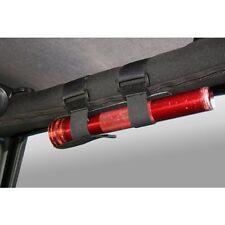 New Roll Bar Mount Mag Flashlight Torch Lamp Holder For Jeep Wrangler YJ TJ JK