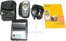 Way Systems, Inc. Mtt 1500 Mobile Transaction Terminal w/Charger & Printer.