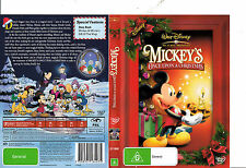 Mickey's:Once Upon A Christmas-1999-Animated- Movie-DVD
