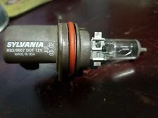 Sylvania Basic 9007 HB5 65/55W One Bulb Head Light Dual Beam Replace Stock