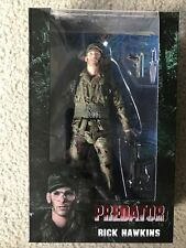 "NECA Predator - Rick Hawkins - SDCC 2018 Exclusive 7"" Action Figure -  AUTHENTIC"
