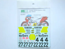 1/12 Yamaha YZR500 Marlb0r0 '1983 K. Robert Decal for Tamiya