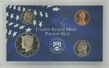1999 s Proof And State Quarters Set
