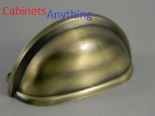 Amerock Elagant Brass Cup Pulls  BP53010-EB