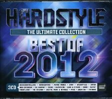Hardstyle The Ultimate Collection  Best Of 2012 [CD]