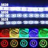 5M 3528 5050 5630 7020 3014 SMD 300/600/1200LED RGB Lumière de bande flexible