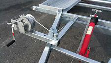 Kippvorrichtung, Hydraulikzylinder, Hydraulikpumpe für Autotransporter UNIVERSAL