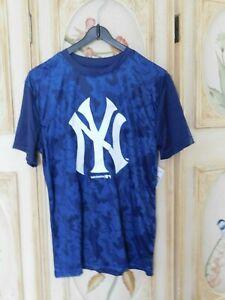 Genuine Merchandise Team Athletics New York Yankees Shirt Large (runs small)