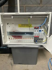 Hager 12 Way Consumer Unit , Two Available