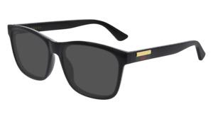 Gucci Sunglasses GG0746S  001 Black, gray Man original