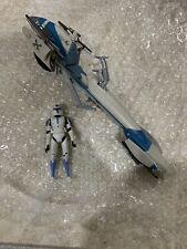 Star Wars Clone Wars Clone Trooper Jesse (With BARC Speeder)