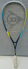 Dunlop Biometric Evolution 130 Squash Racquet Racket AeroSkin CX Carbon 14X18