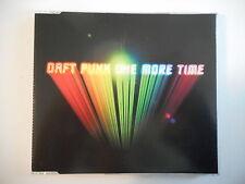 DAFT PUNK : ONE MORE TIME [ CD-MAXI PORT GRATUIT ]