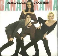 "7A2 used vinyl 7"" BANANARAMA NATHAN JONES - ONCE IN A LIFETIME"