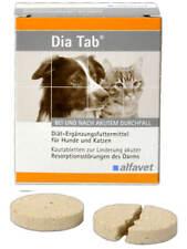 Dia Tab 60 Kautabletten (0.19 EUR/g) neu Hunde gestörte Verdauungsvorgänge