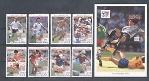 (859502) Soccer, Gullit Ruud, Guyana