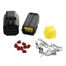plastic Waterproof car Connectors Plug 6 Pin B5G7