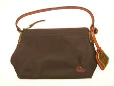 Dooney & Bourke Brown Hobo Bag Purse Amazing Pre-owned Condition