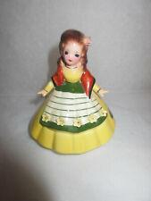 Vintage Josef Originals Figurine-Portugal Girl-Little International Series