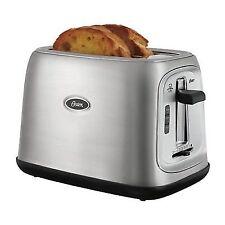 Oster Tssttrjb 29 2 Slice Toaster Silver