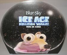 Diorama Ferrero Ice Age 5 Kollision Voraus