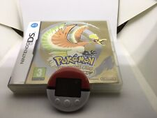 Nintendo DS Pokemon Versione Oro Heart Gold Completo Con Poke Walker Ita