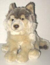 Ganz Webkinz Signature Timber Wolf Stuffed Animal Plush Toy NO Code Retired
