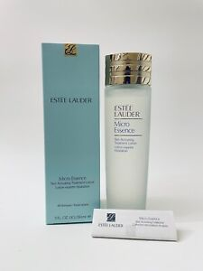 Estee Lauder Micro Essence Skin Activating Treatment Lotion 5oz/150ml New in Box