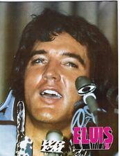 Elvis Presley fanzine: ELVIS #2 (fan magazine): SAM PHILLIPS interview,+`72 NYC