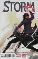 Storm Vol 3 #9 & # 10 Marvel Comics 2015 Guest-starring Gambit!